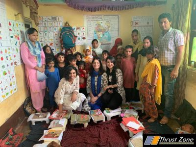 MG Team at IIMPACT NGO as part of their initiative to Educate Girl Child (2)
