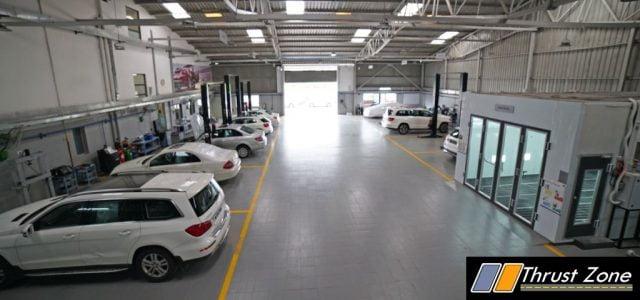 Mercedes Bhubaneswar and Cuttack Dealership (2)