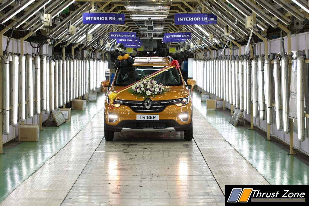 Renault TRIBER - india launch (2)