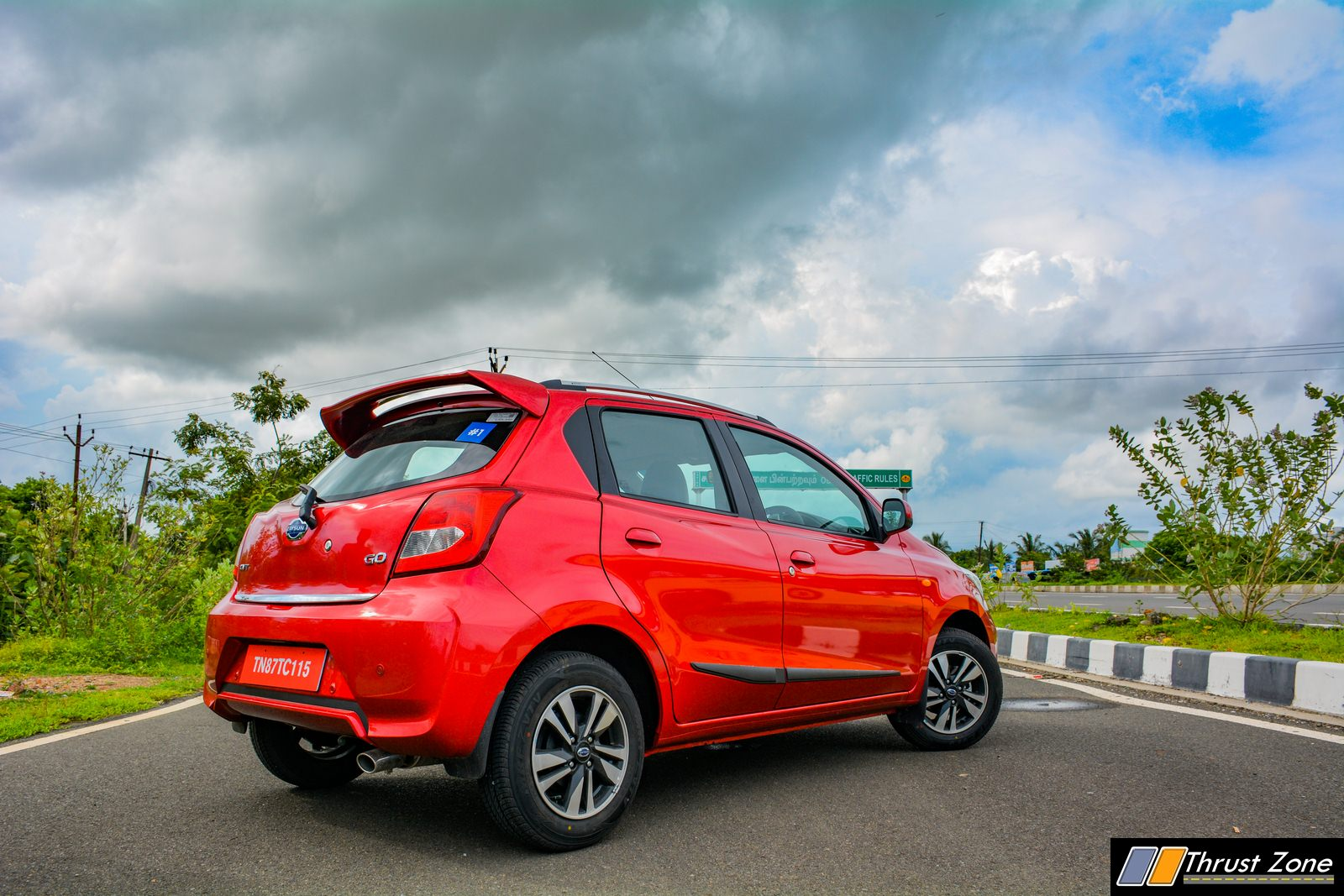 2019 Datsun Go and Go Plus CVT Review-10