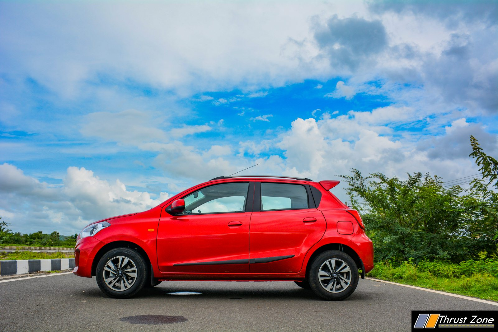 2019 Datsun Go and Go Plus CVT Review-13