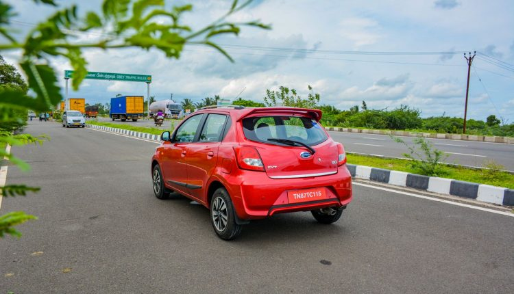 2019 Datsun Go and Go Plus CVT Review-16
