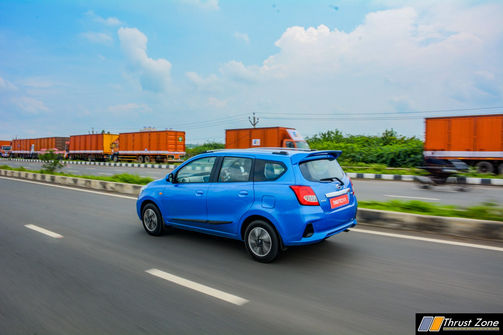 2019 Datsun Go and Go Plus CVT Review-2