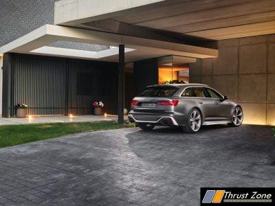 2020 Audi RS6 Avant India price specs launch