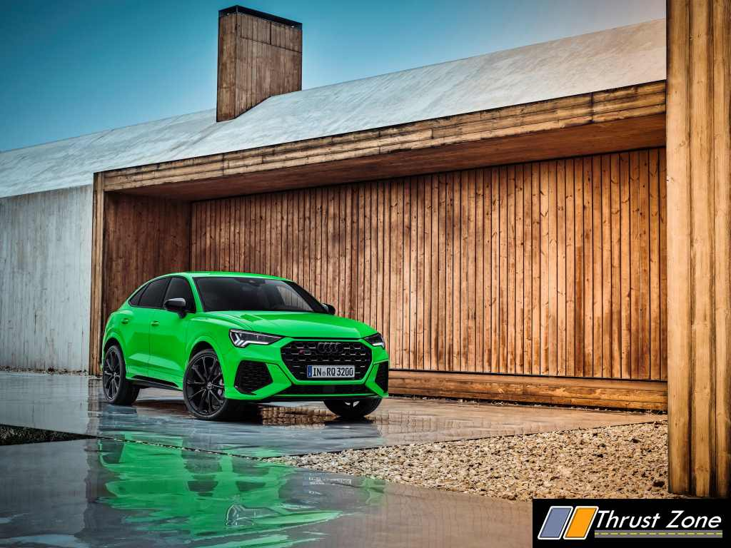 2020 Audi Rsq3 And Rsq3 Sport Back Revealed