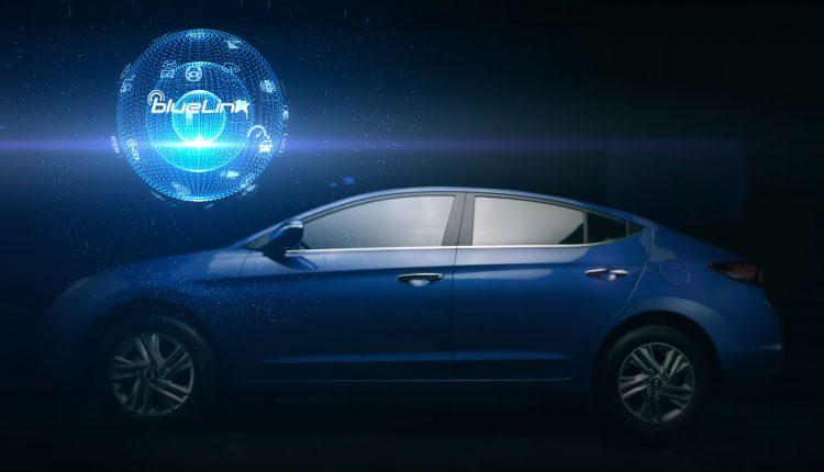 Hyundai Bluelink- The New 2019 Elantra