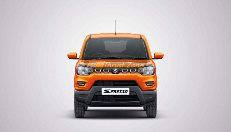 Maruti S-Presso Launched in India – Know Price and Details (1)