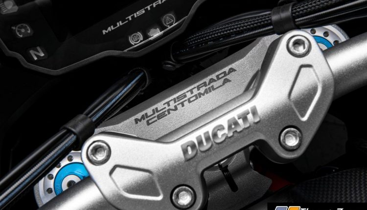 Multistrada number 100,000 unit launched (1)