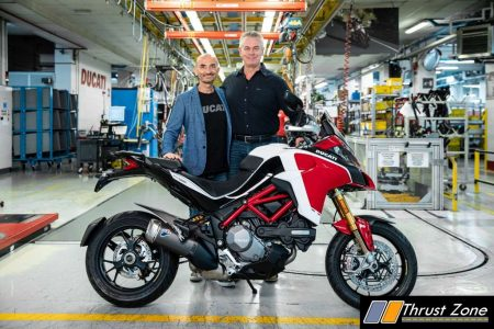 Multistrada number 100,000 unit launched (3)