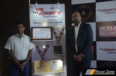 TVS Sport Gets Highest Fuel efficiency On the Golden Quadrilatera (2)