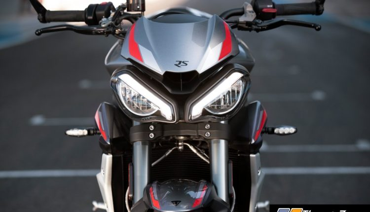 2020 Triumph Street Triple RS India launch (2)