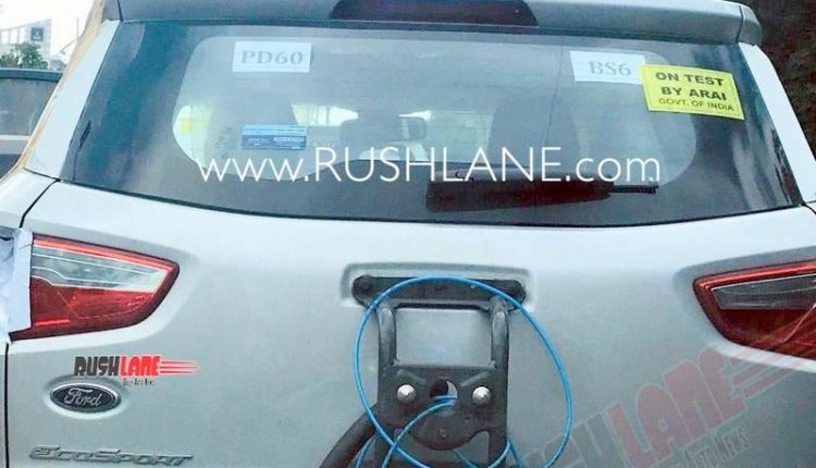 BS6 2020 Ford Ecosport (1)