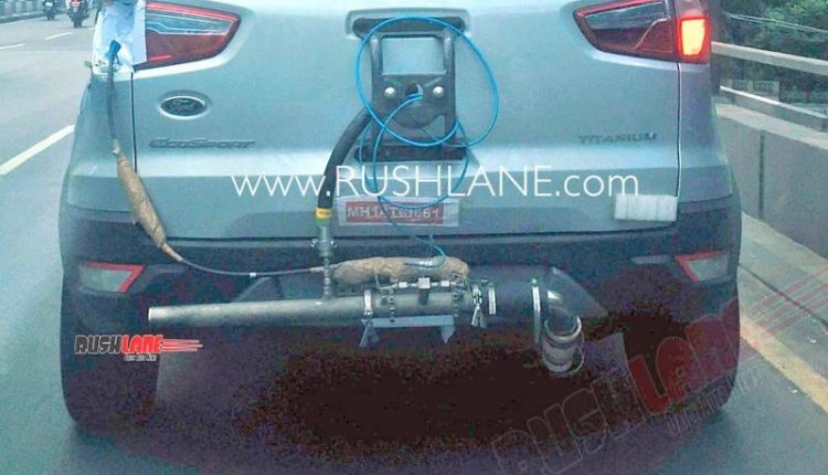 BS6 2020 Ford Ecosport (2)