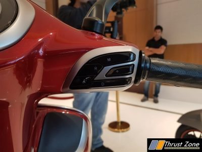 Bajaj Chetak Electric Scooter Revealed (11)