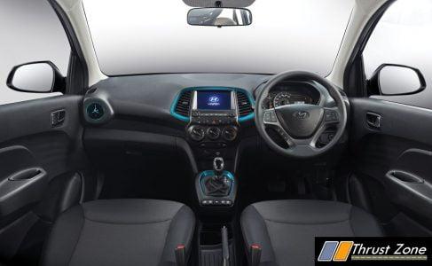 Hyundai SANTRO - Interior