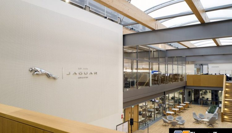 JLR Product Creation Center Opens In Gaydon (3)