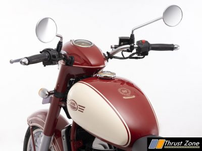 Jawa 90th Anniversary Edition - Tank