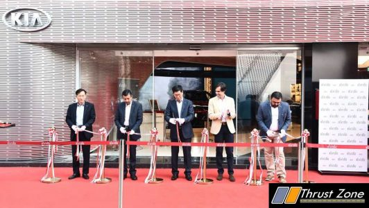 Kia Motors India inaugurates BEAT360, a first-of-its-kind brand experience center (1)