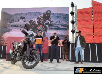 Launch of the all-new KTM Duke 390 at the India Bike Week 2019 (2)
