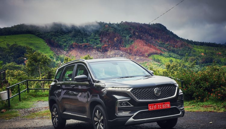 MG Hector-2020-booking-price