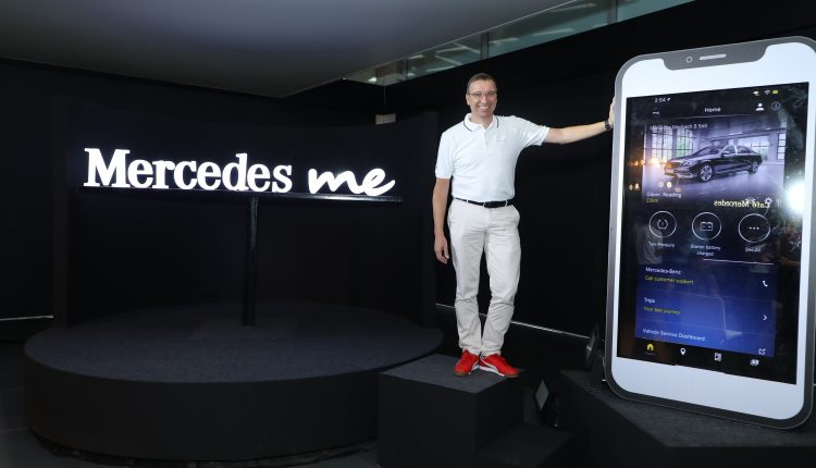 Mercedes-Benz India launches 'Mercedes me' digital initiatives and e-commerce platform in India