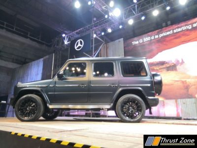 Mercedes G350d India Launch Done (8)