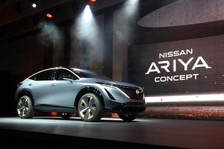 The Nissan Ariya Concept