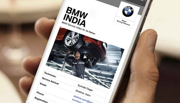 bmw india after sales