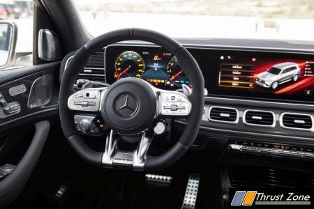 Mercedes-AMG GLS 63 4MATIC+;