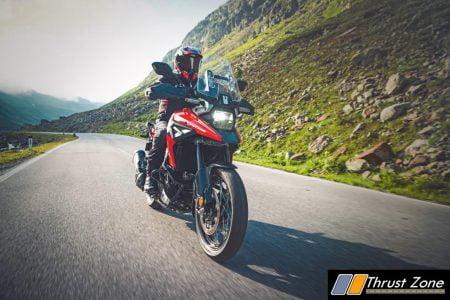 2020 Suzuki VStrom 1050 and VStrom1050 NXT (3)