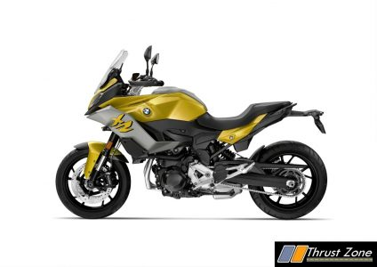All New BMW F900R and F900XR (2)