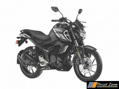 BS6 Yamaha FZ 150 and BS6 FZS 150cc (2)