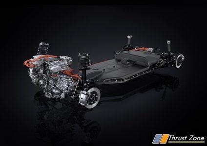 Lexus UX 300e Fully Electrified Vehicle (2)
