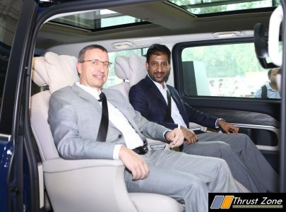 Mercedes-Benz V-Class Elite launch - Picture 02