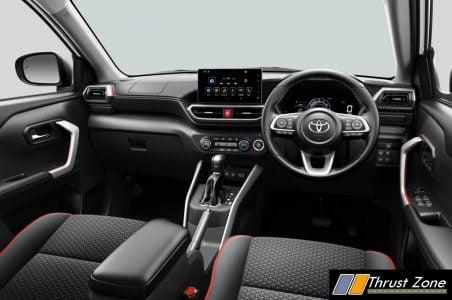 Toyota Raize Compact SUV (2)