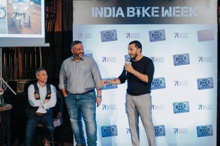Yudi at India Bike Week _Preview Meet (5)