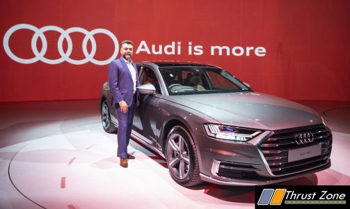 2020 Audi A8L India Launch (4)