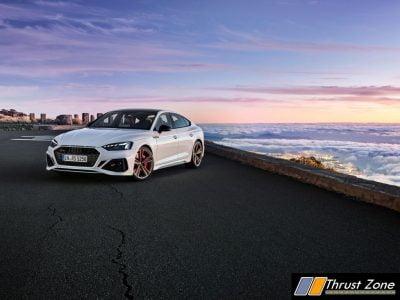 2020 Audi RS 5 Sportback