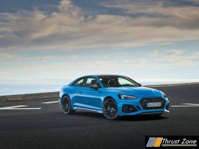 2020 Audi RS 5 Coupé