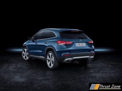 2019Mercedes-Benz GLA 2020