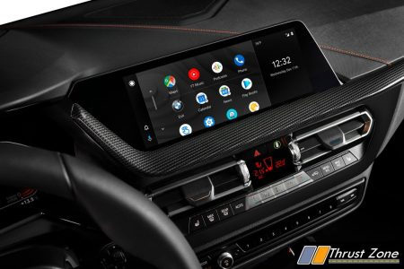Android Auto on BMW (2)