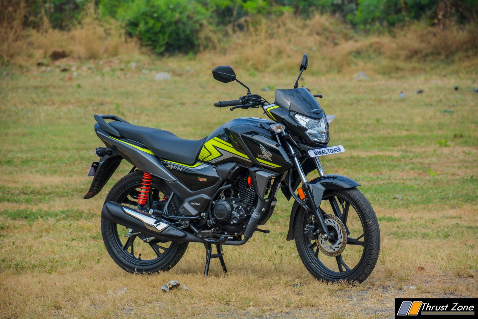 Honda Sp 125 Bs6 Fi Review First Ride