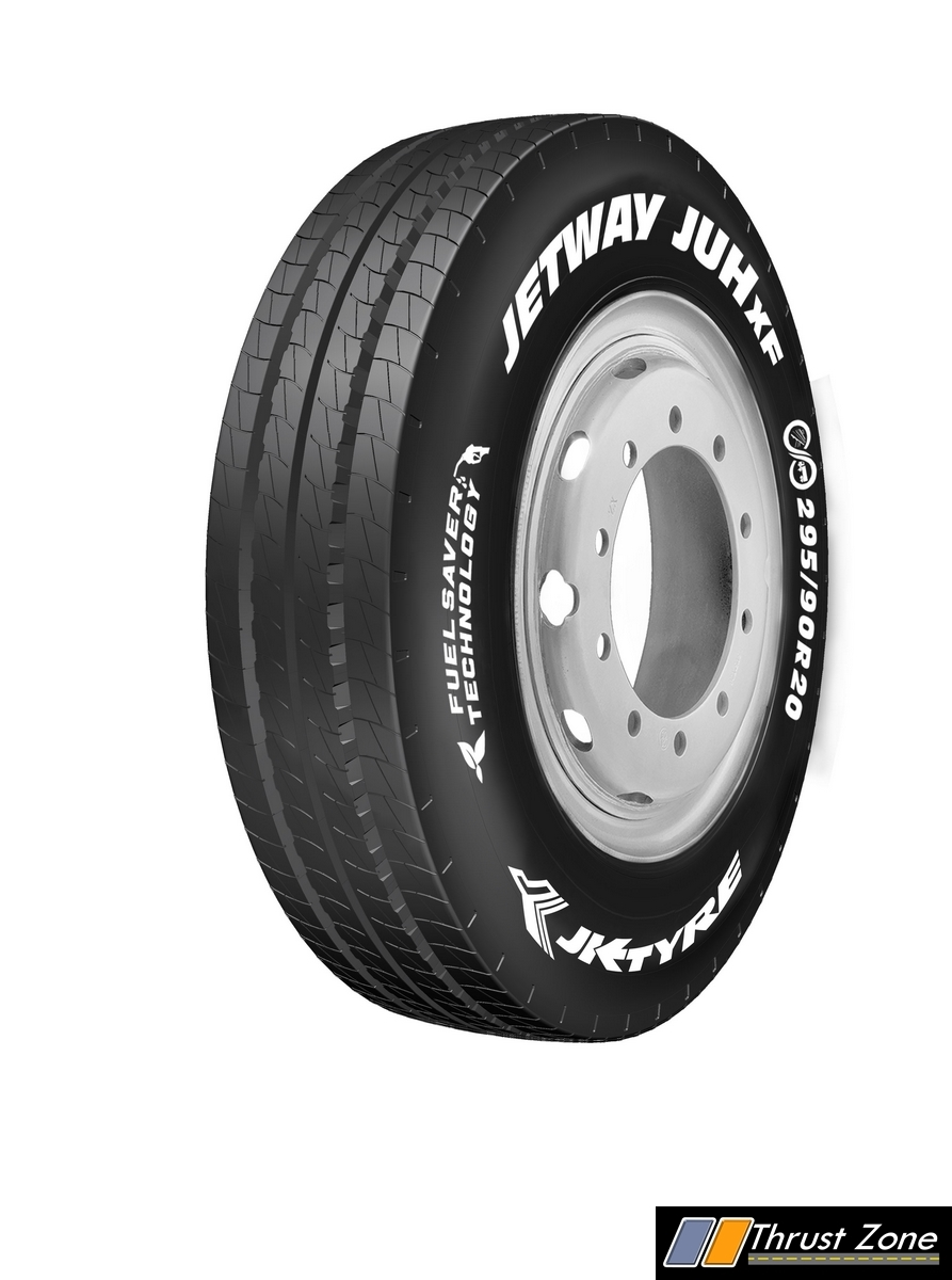 JK XF Tyre Series Launched For Commercial Vehicles - Know Details (2)