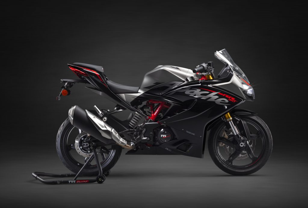 2020 Tvs Apache Rr310 Bs6 Launched Know Details