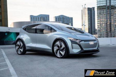Audi At CES 2020 (3)