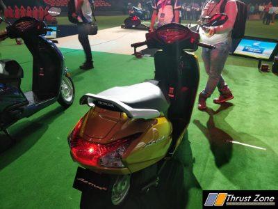 BS6 2020 Honda Activa 110 (6)