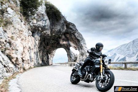 Ducati Scrambler 1100 Sport PRO (1)