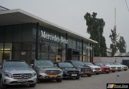 Mercedes Benz Vizag Showroom (3)