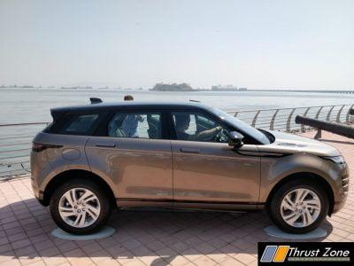 Range Rover Evoque India Launch 2020 (1)