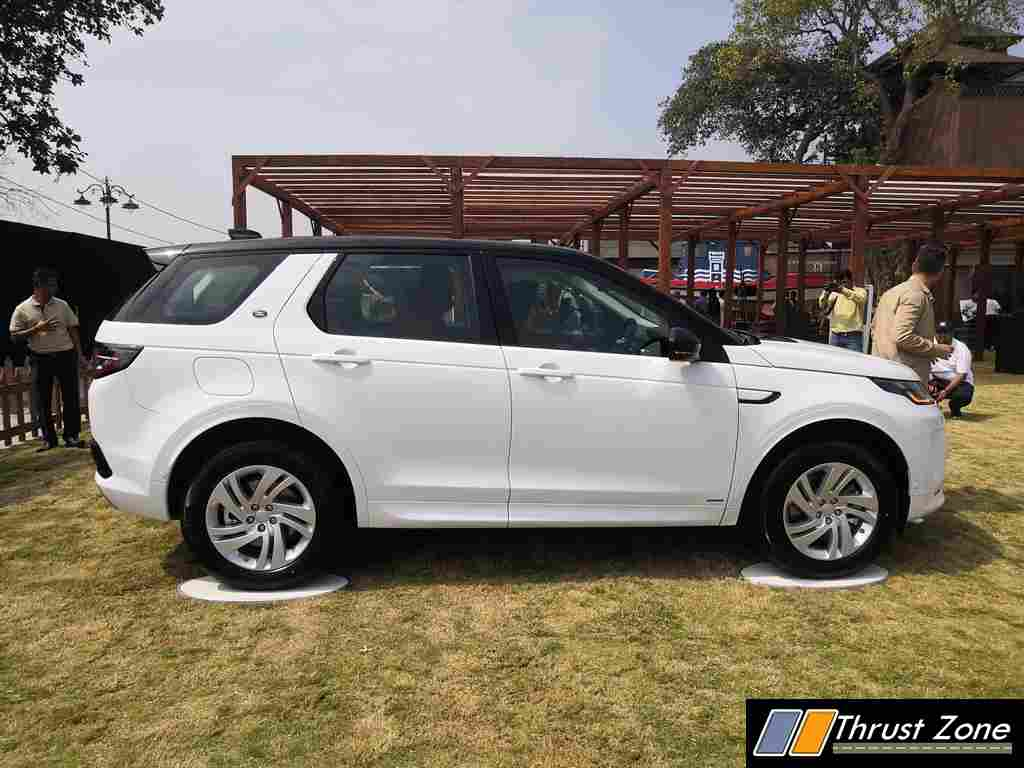 2020 Land Rover Discovery Sport Facelift India Launch (3)